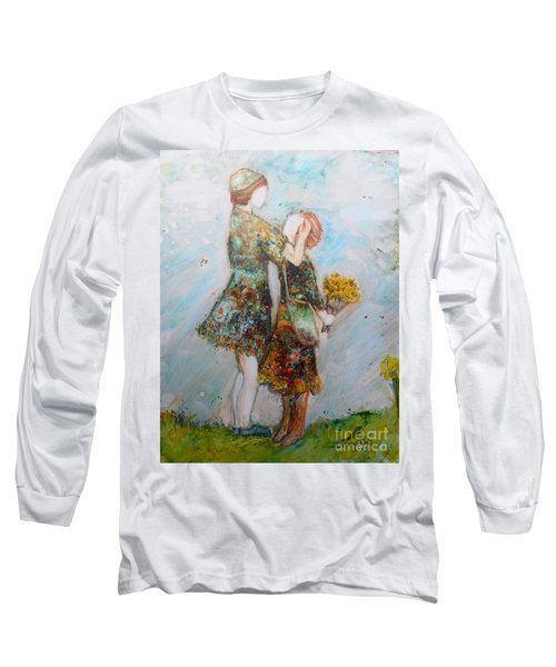 The Surprise Long Sleeve T-Shirt