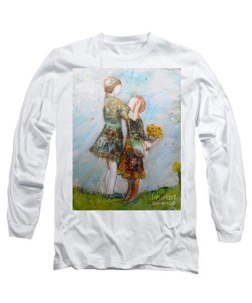 The Surprise Long Sleeve T-Shirt