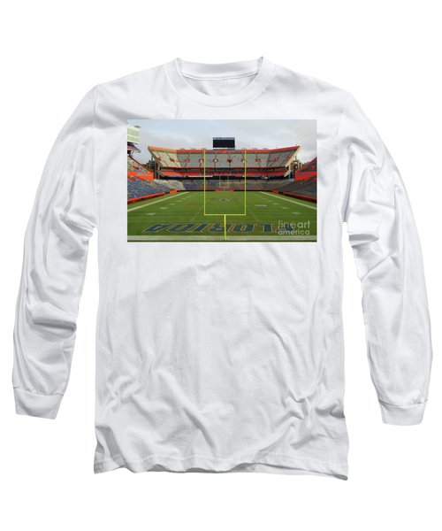 The Swamp Long Sleeve T-Shirt by D Hackett