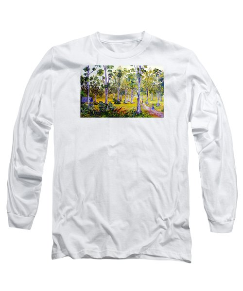 The Teak Garden Long Sleeve T-Shirt