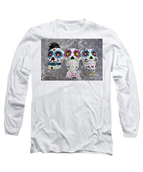 The Thee Amigos 5 Long Sleeve T-Shirt