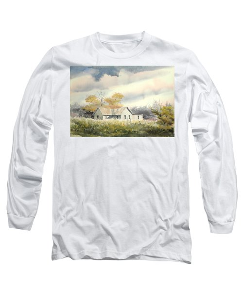The Thompson Place Long Sleeve T-Shirt by Sam Sidders
