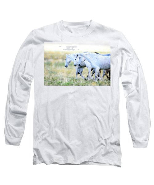 The Three Amigos Long Sleeve T-Shirt