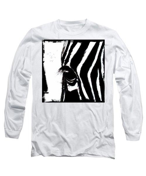 The Three Musketeers - Zebra Long Sleeve T-Shirt