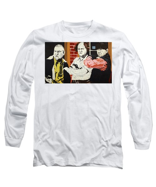 The Three Stooges Long Sleeve T-Shirt