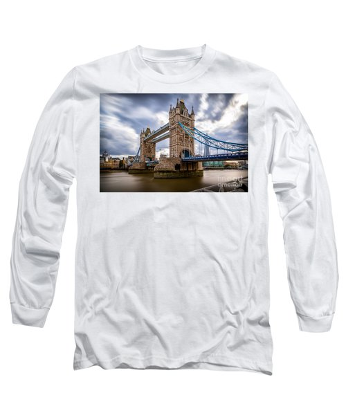 The Three Towers Long Sleeve T-Shirt by Giuseppe Torre