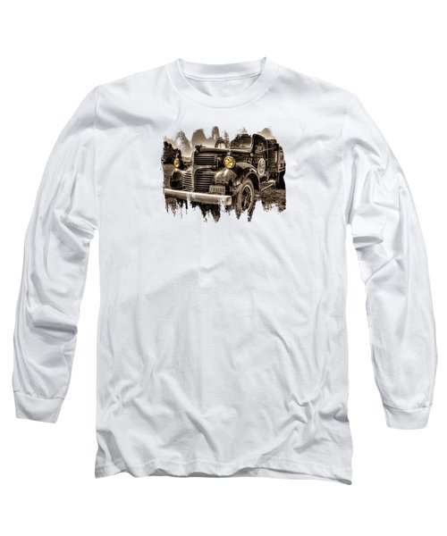 Tillamook Cheese Express Long Sleeve T-Shirt