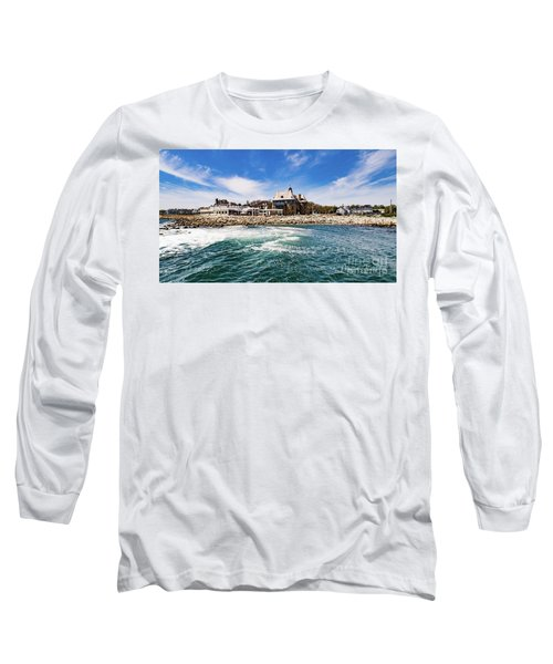 The Towers Of Narragansett  Long Sleeve T-Shirt