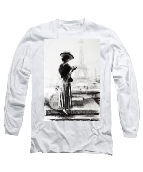 The Traveler Long Sleeve T-Shirt