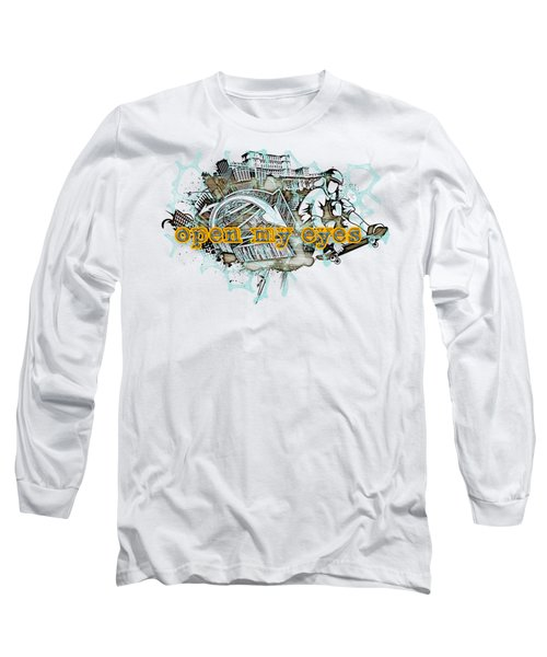 The Vail Is Upon Their Heart.  Long Sleeve T-Shirt