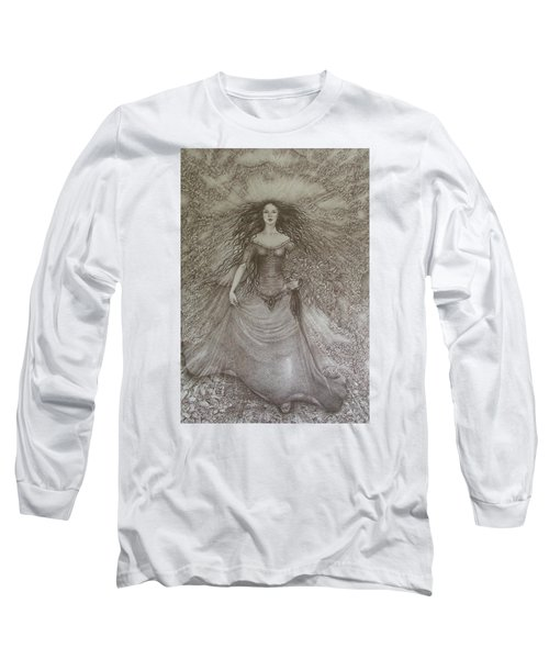 Victory Of Spring Long Sleeve T-Shirt