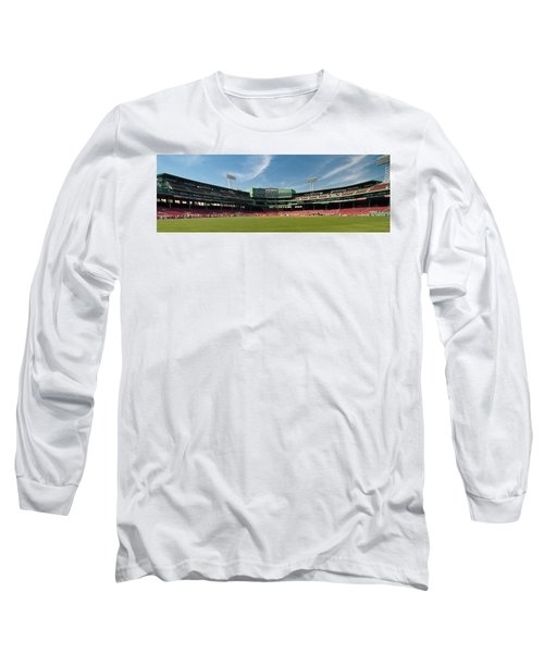 The View From Center Long Sleeve T-Shirt
