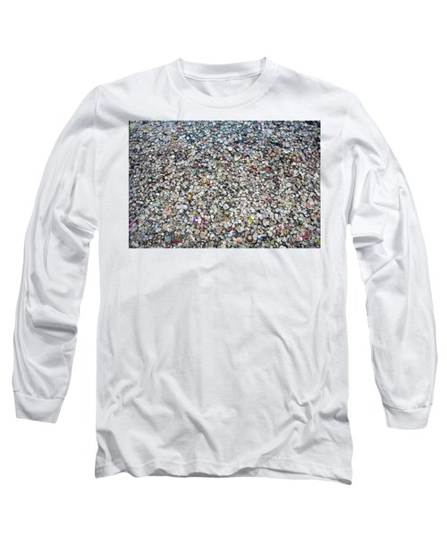 The Wall #12 Long Sleeve T-Shirt