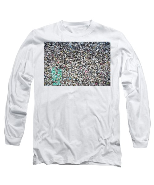 The Wall #6 Long Sleeve T-Shirt
