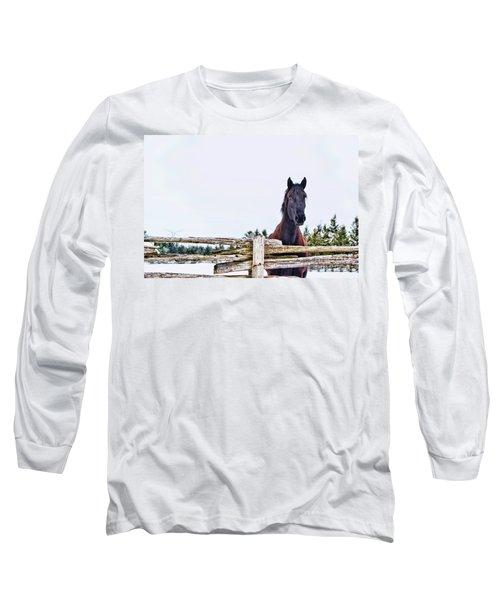 The Watcher 2 Long Sleeve T-Shirt