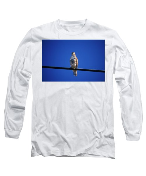 The Watcher - North Coast Highway One Long Sleeve T-Shirt