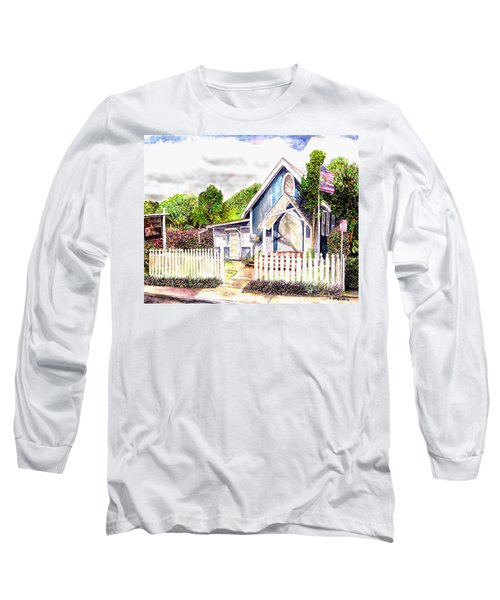 The Way Inn Long Sleeve T-Shirt