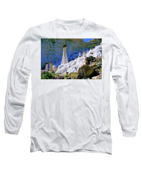 The White Hoodoos Long Sleeve T-Shirt