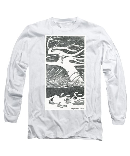 The Wind Long Sleeve T-Shirt