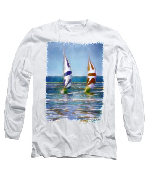 The Wind In Your Sails Long Sleeve T-Shirt