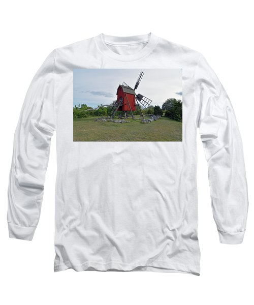 The Windmill Long Sleeve T-Shirt