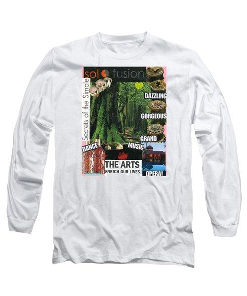 The Wonder Of Wonder Long Sleeve T-Shirt