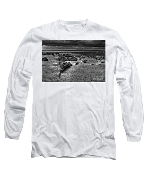 The Wreck Of The Sheraton  Long Sleeve T-Shirt