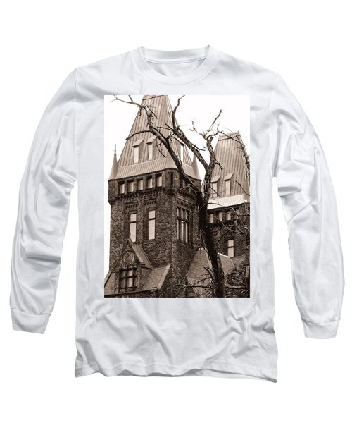 Then The Dream Wakes Me Long Sleeve T-Shirt