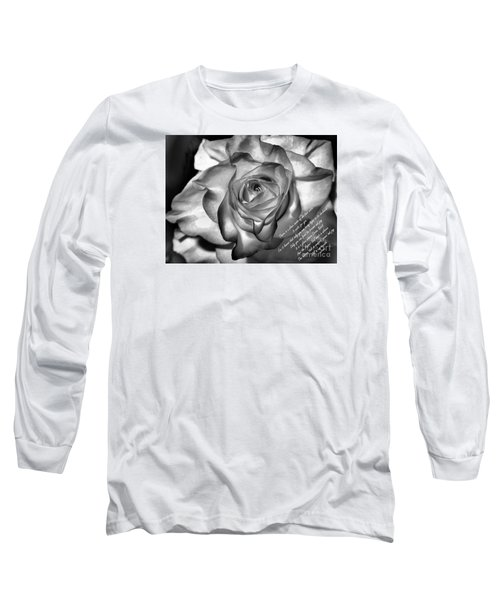 There Is A Place Inside Of Me Long Sleeve T-Shirt
