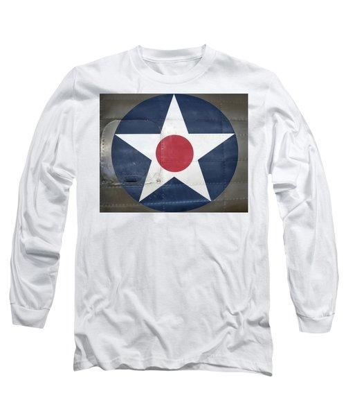 These Colors Don't Run - 2016 Christopher Buff, Www.aviationbuff.com Long Sleeve T-Shirt