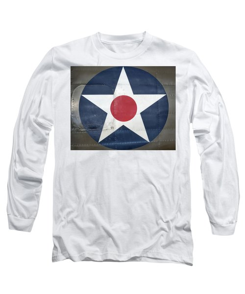 These Colors Don't Run - 2016 Christopher Buff, Www.aviationbuff.com Long Sleeve T-Shirt