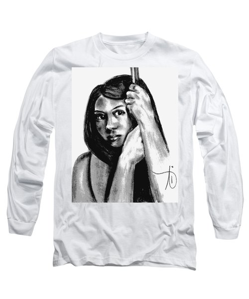 They Know Long Sleeve T-Shirt