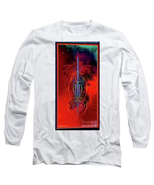 They Like Red  Long Sleeve T-Shirt
