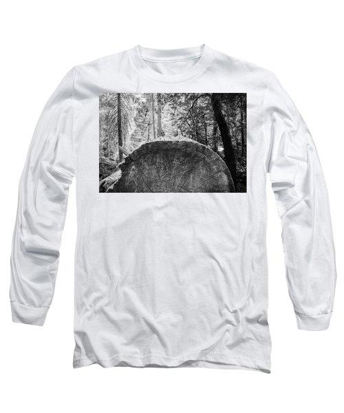 Thinking Tree- Long Sleeve T-Shirt
