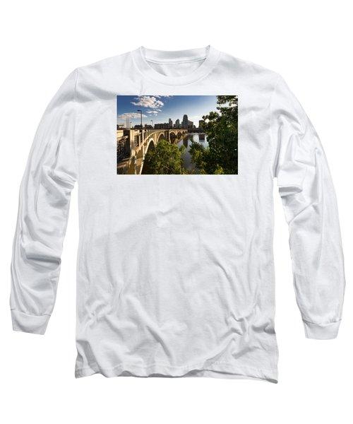 Third Avenue Bridge Long Sleeve T-Shirt