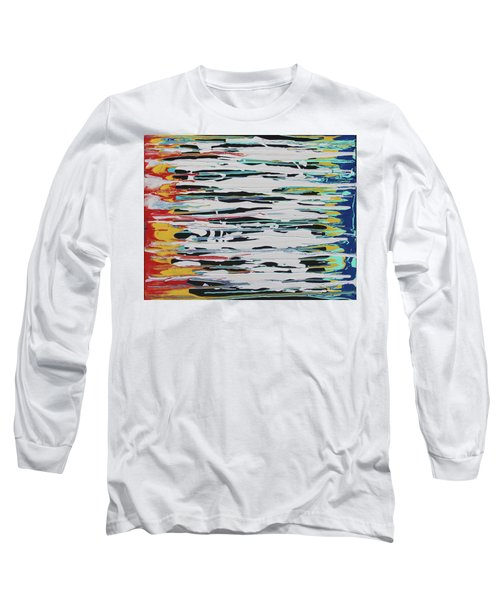 This Is Us Long Sleeve T-Shirt by Cyrionna The Cyerial Artist