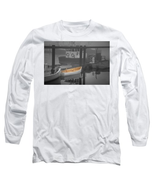 This Little Boat Long Sleeve T-Shirt by Peter Scott
