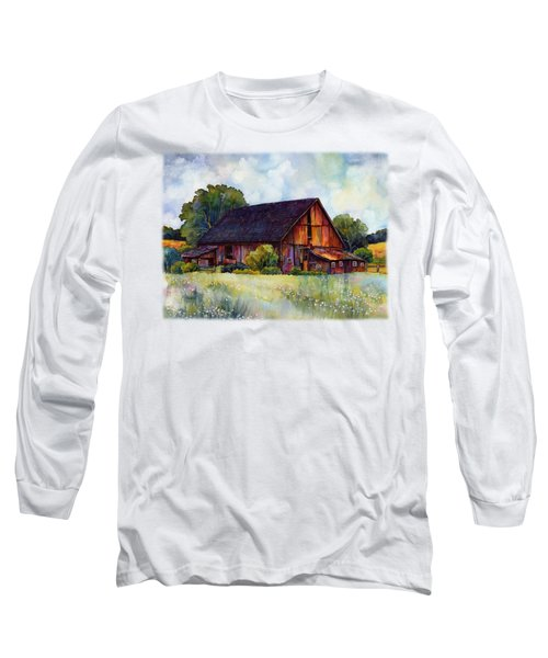 This Old Barn Long Sleeve T-Shirt