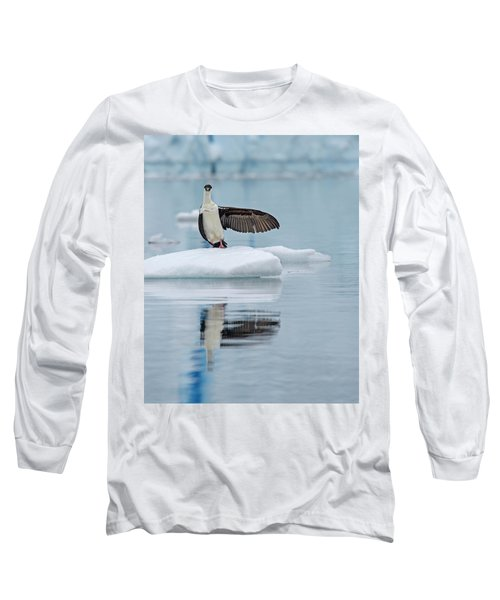 Long Sleeve T-Shirt featuring the photograph This Way by Tony Beck