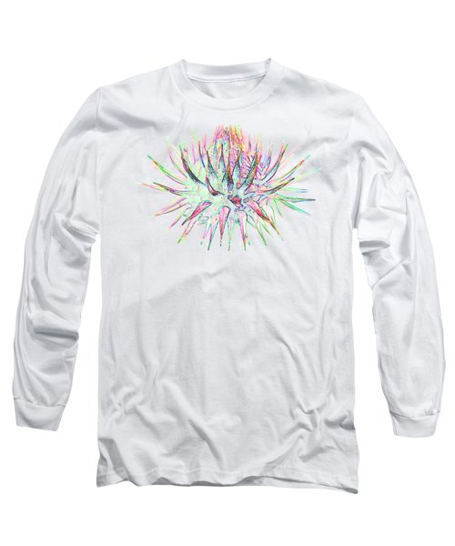 thistlehead2 T-shirt Long Sleeve T-Shirt