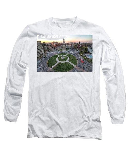 Thomas Circle Long Sleeve T-Shirt