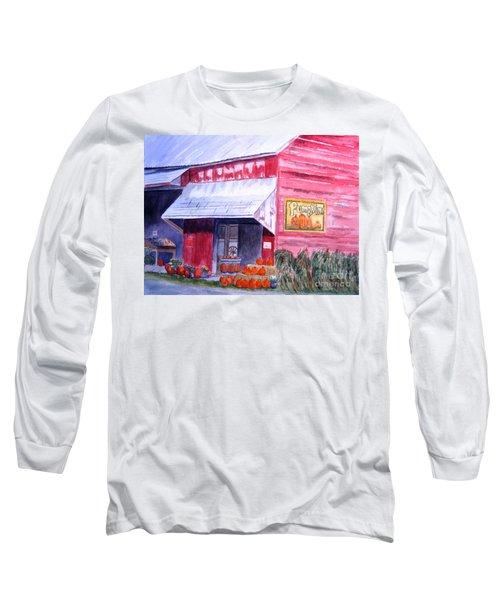 Thomas Market Long Sleeve T-Shirt