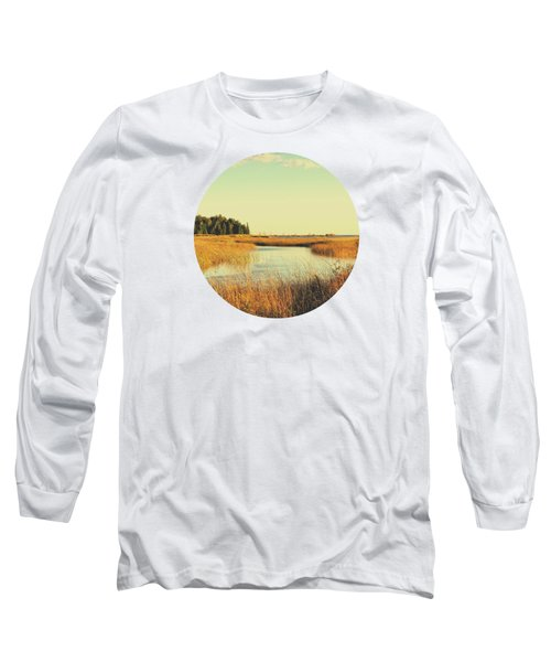Those Golden Days Long Sleeve T-Shirt