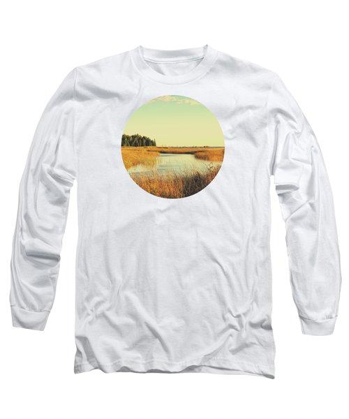 Those Golden Days Long Sleeve T-Shirt