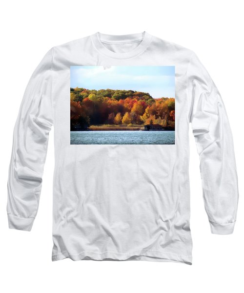 Thousand Island Color Long Sleeve T-Shirt