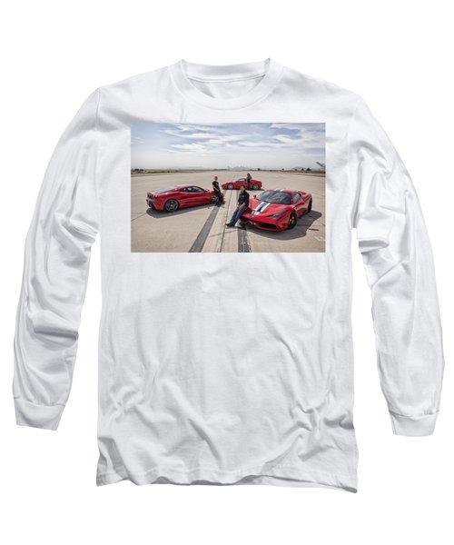 Three Amigos Long Sleeve T-Shirt