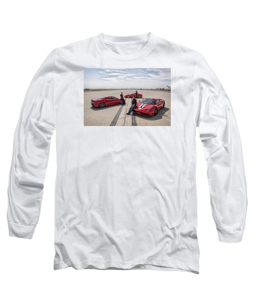 Three Amigos Long Sleeve T-Shirt