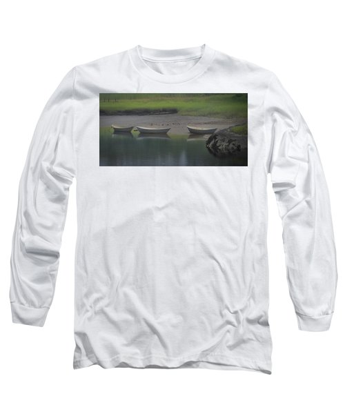 Three Dories Long Sleeve T-Shirt