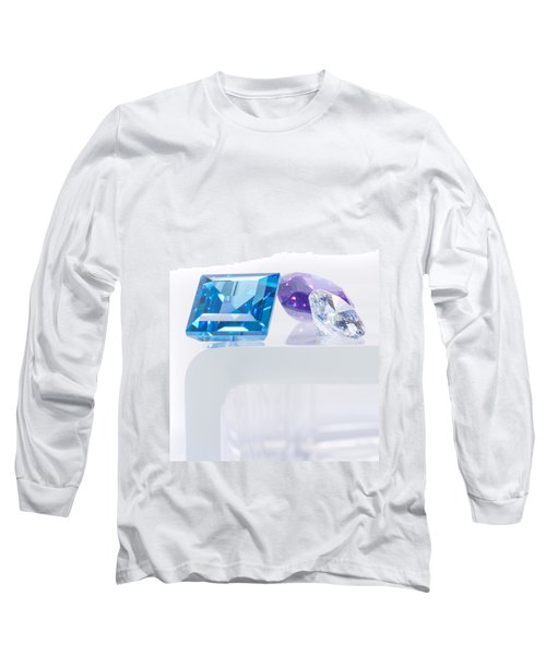 Three Jewel Long Sleeve T-Shirt