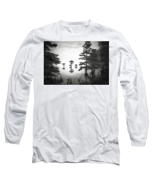 Long Sleeve T-Shirt featuring the photograph Three Little Brothers by Eduard Moldoveanu